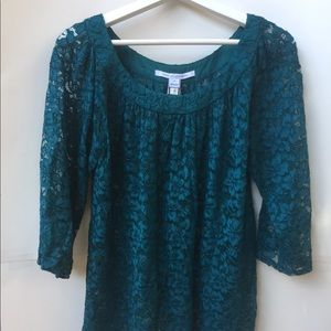 DVF Lace Top 10